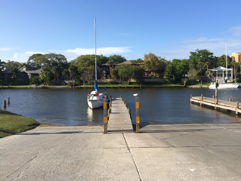 Comprehensive Map of Brevard Public Boat Ramps