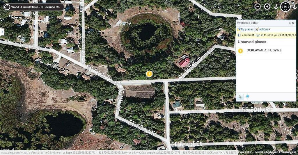 Se 59th St. Ocklawaha Fl.32179 Terrace