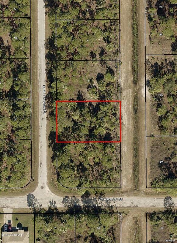 2787&2775  Gainesville (2 Lots) Road